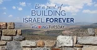 Give Tzedakah to support Israel