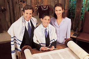 Become a bar/bat mitzvah