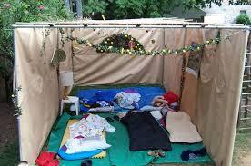 Sleep in the Sukkah