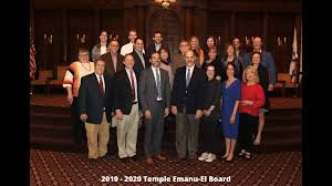 Become a Temple Board Member