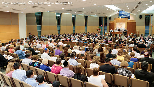 Attend Shabbat Services Regularly