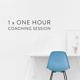 1 x Coaching Session
