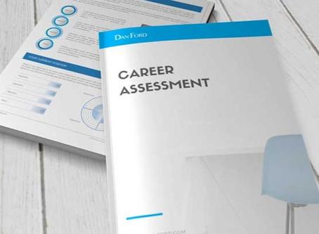 Free Career Development Assessment & Report - Kickstart Your Career Change Journey