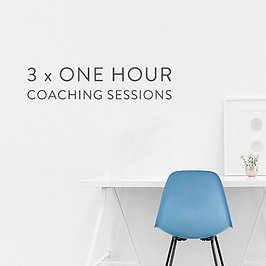 3 x Coaching Sessions
