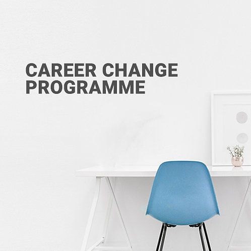 Career Change Programme - Standard
