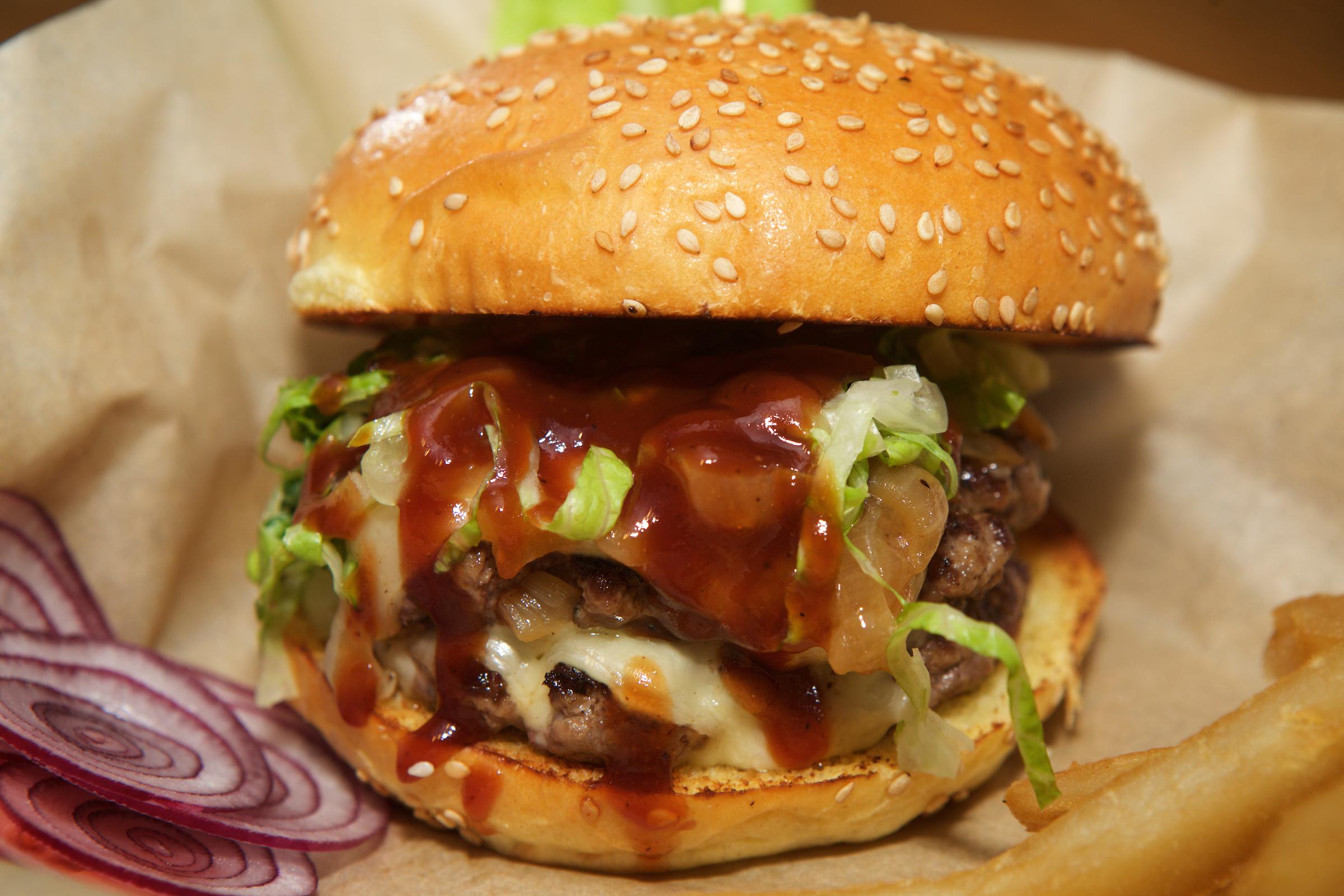 Raise Burger