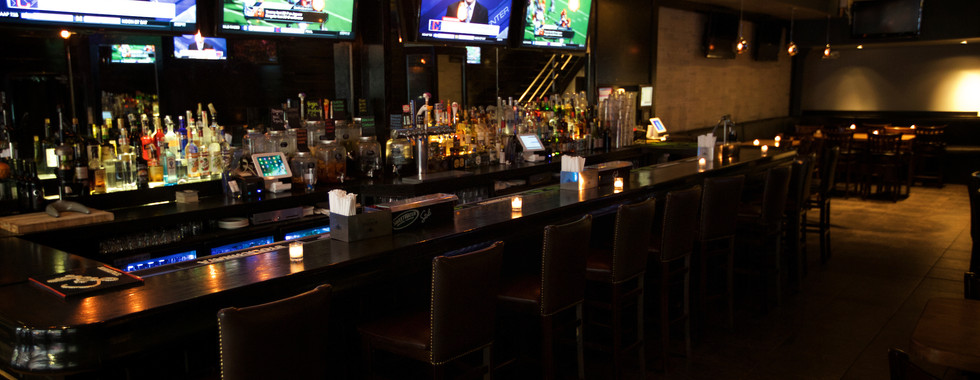 Main Level Bar with TV's