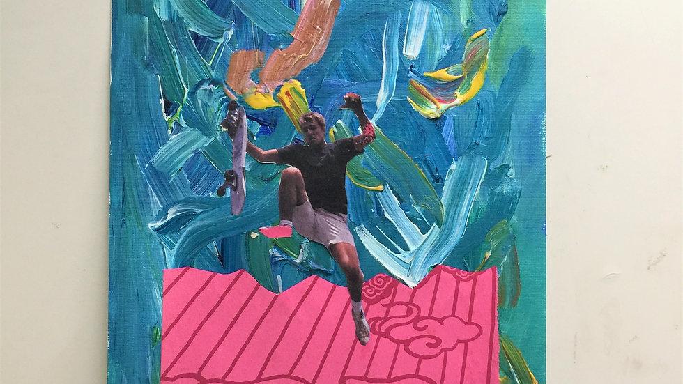 Blue Waves 1 - Nadia Nizamudin