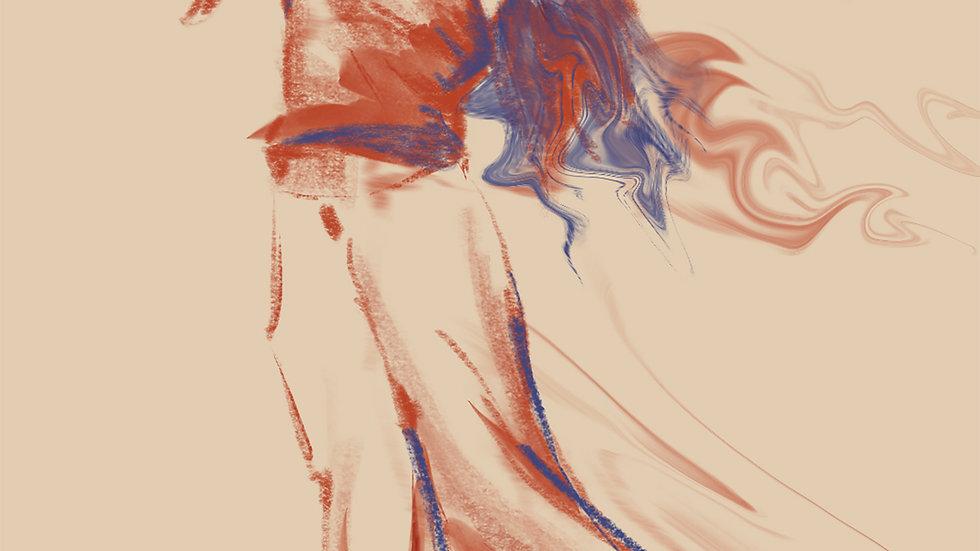 The Free Spirit I met in a Dream - Kara Yong