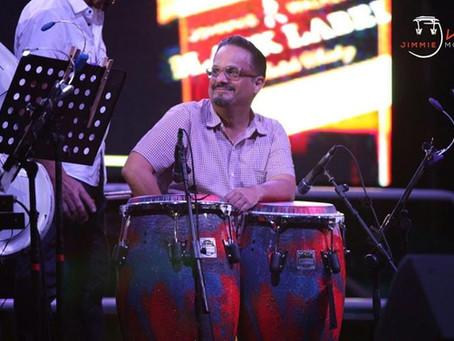 Fallece el percusionista Jimmie Morales