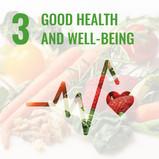 SDG 3: GOOD HEALTH & WELL-BEING