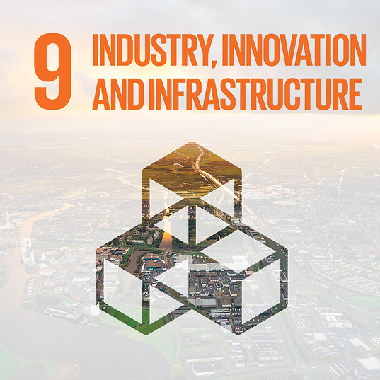 SDG 9: INDUSTRY, INNOVATION & INFRASTRUCTURE