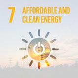 SDG 7: AFFORDABLE & CLEAN ENERGY