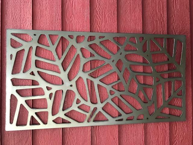 Large Leaf Panel