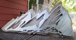 3D FLATIRONS RANGE