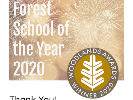 Forest School of the Year 2020