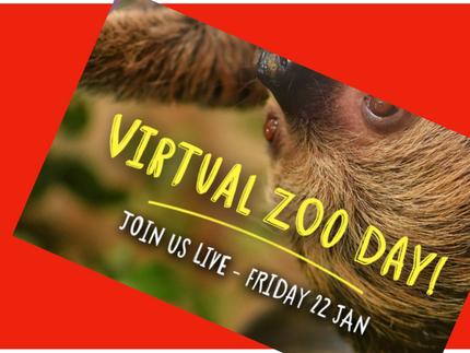 Virtual Zoo Day