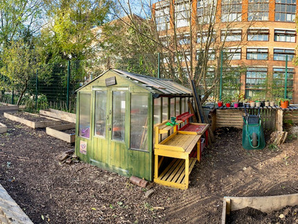 Our allotment story - huge thanks!