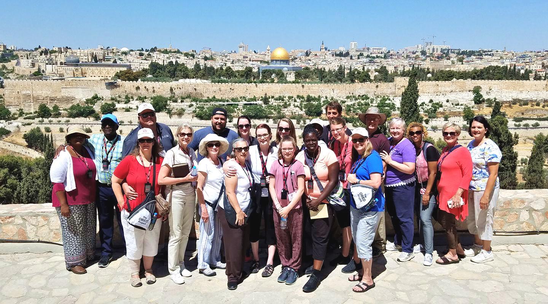 Israel 2017 - The Team