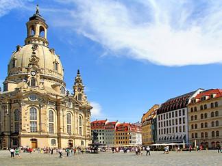 Dresden espera por vocês!