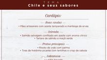 Jantar Harmonizado: Chile e seus sabores