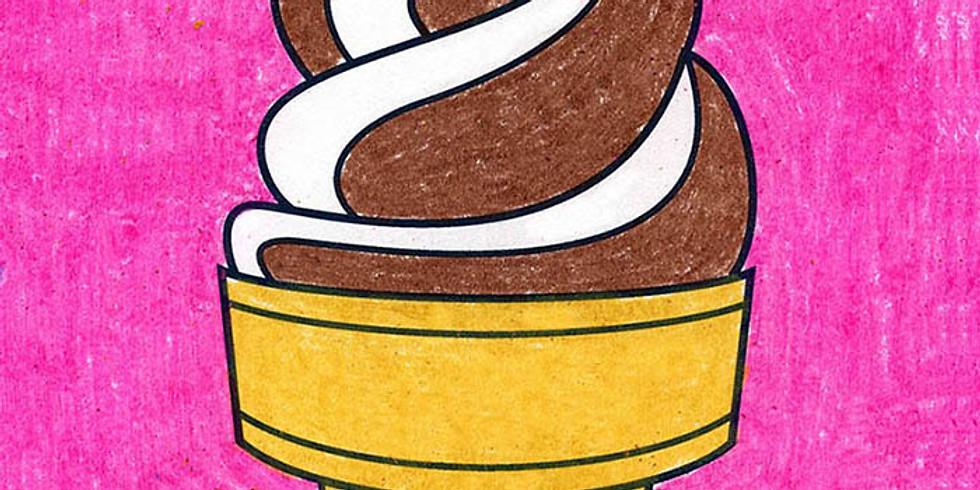 Ice Cream Social Drive-Thru