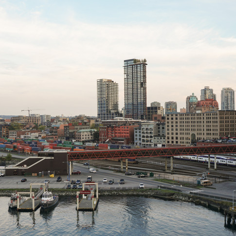 Vancouver Scenic Photo East Vancouver