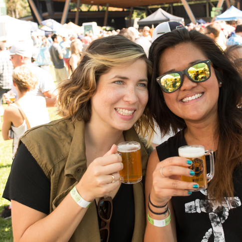 Event Attendees | Whistler Village Beer Festival
