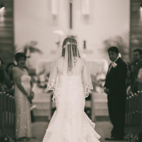St. Matthew's Parish Wedding