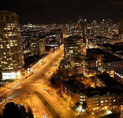 downtown yaletown vancouver