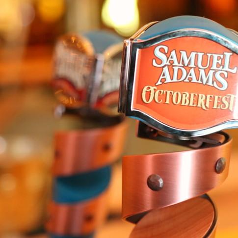 Sam Adams Tap Head