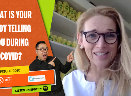 Ep 010 What your body is telling you during Covid19 and how to help