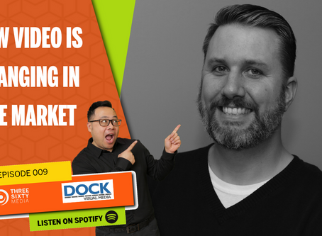Ep 008 Where does video stand in the marketing and advertising space?