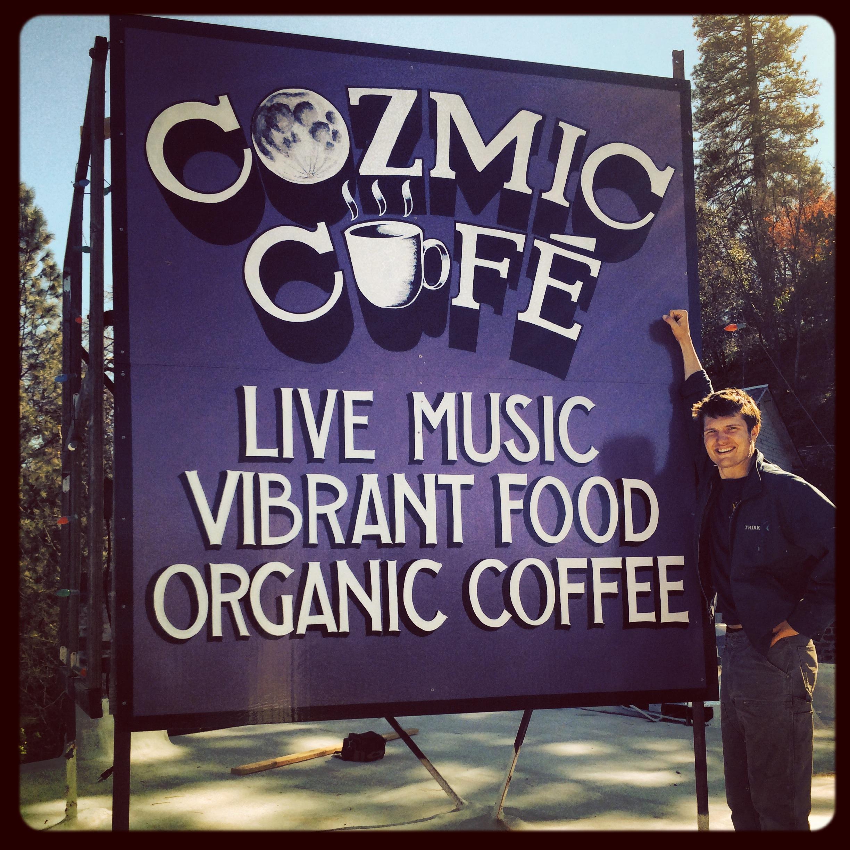 Cozmic Cafe