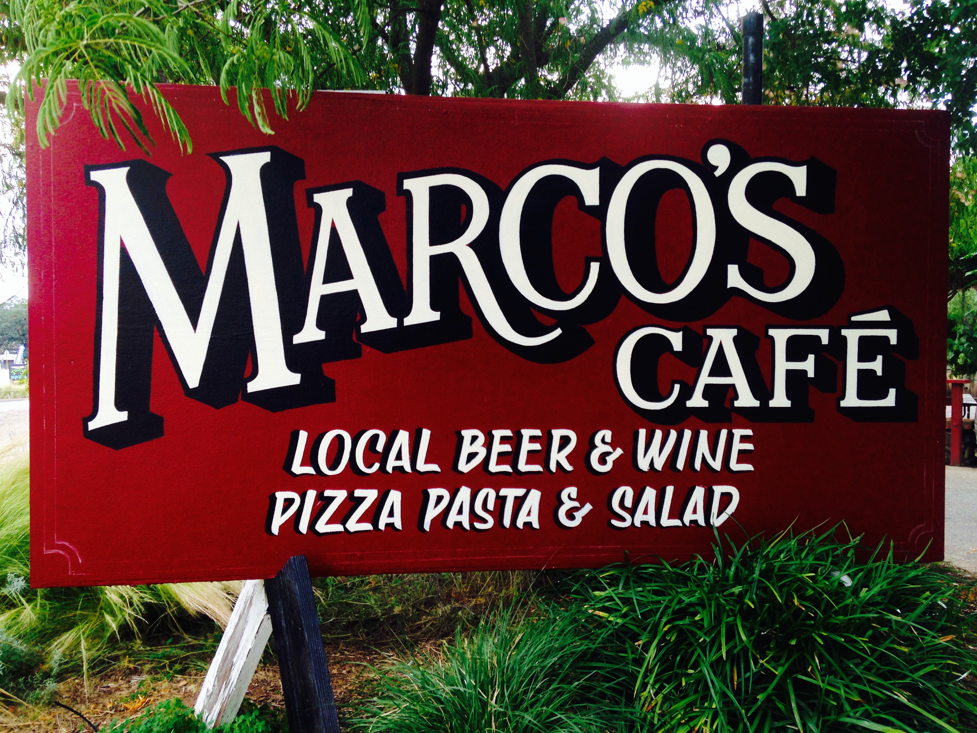 Marcos Cafe