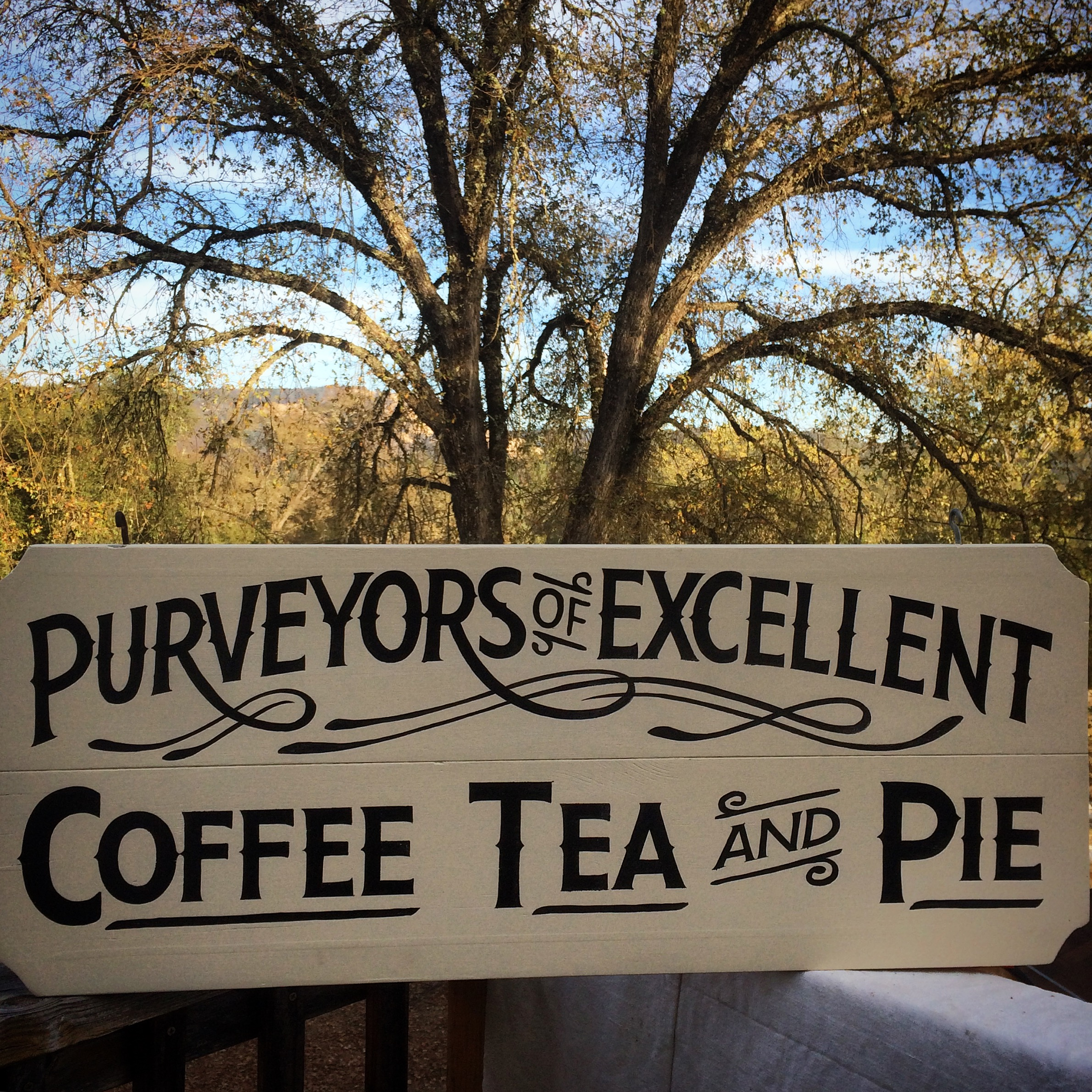 Coffee, Tea & Pie!