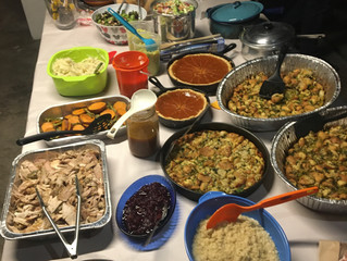 Why do we eat turkey on Thanksgiving?