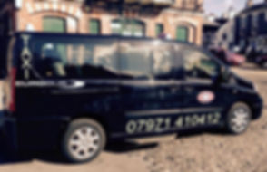Taxi to Hollybrook Lodges