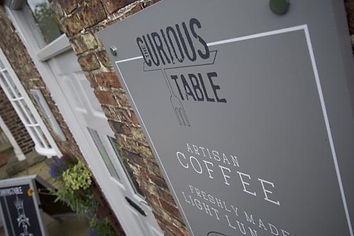 Curious Table Easingwold