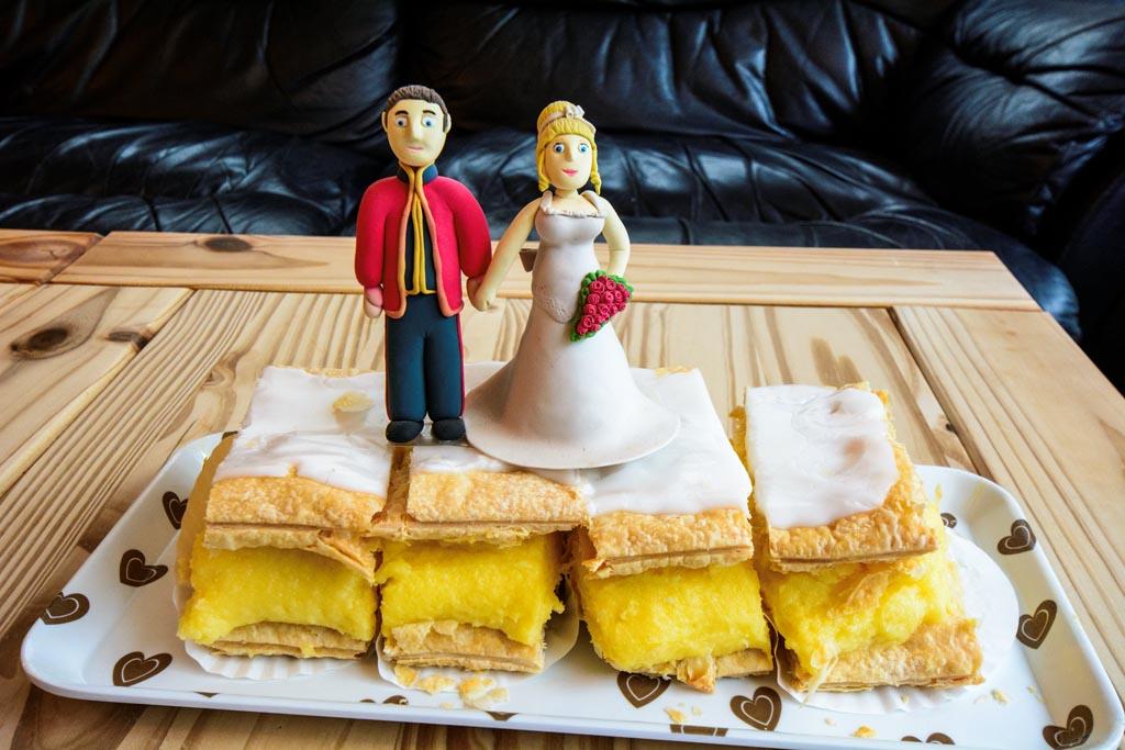 Edwina's - Wedding Slice - Nice