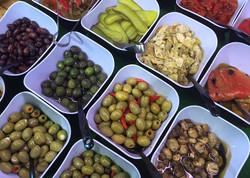 Brookes + olives