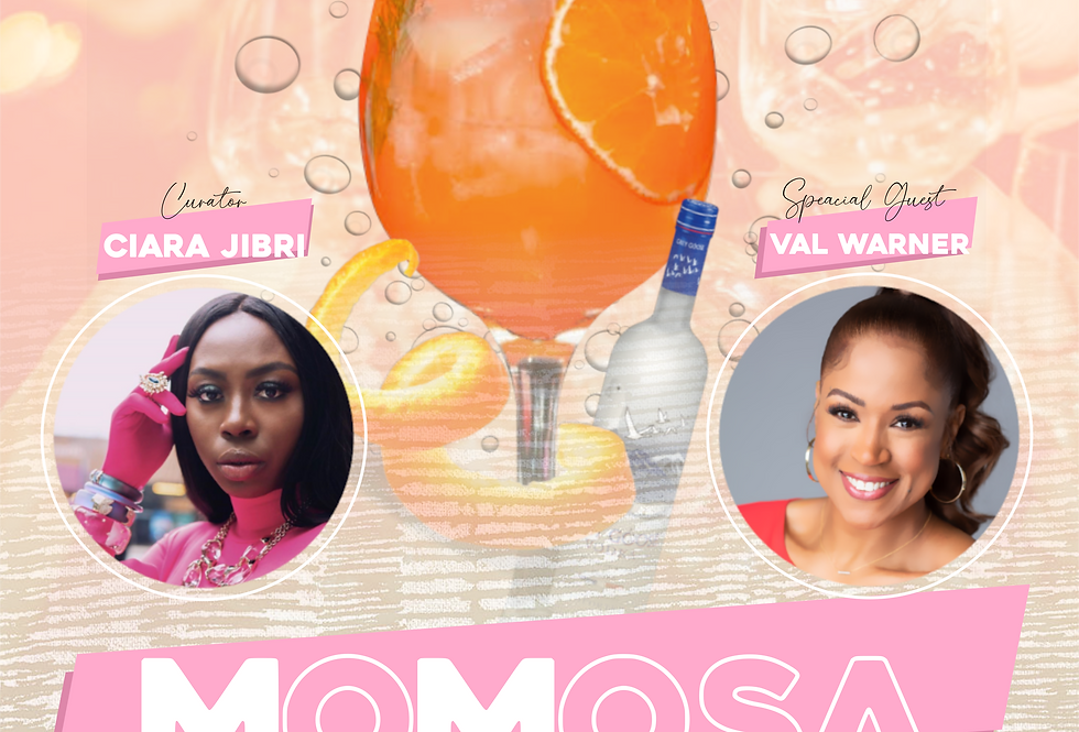 Conversations & Cocktails with Grey Goose x MOMOSA