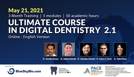 Ultimate Course in Digital Dentistry 2.1.