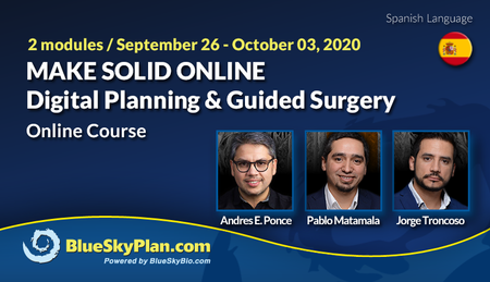 MAKE SOLID ONLINE / Digital Planning & Guided Surgery