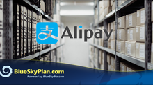 New! Use AliPay to Buy BlueSkyPlan Exports