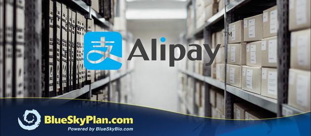 New! Use AliPay to Buy BlueSkyPlan Exports