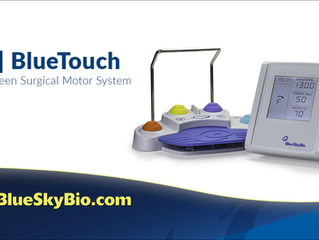 Featured Product at Blue Sky Bio: BIO | BlueTouch