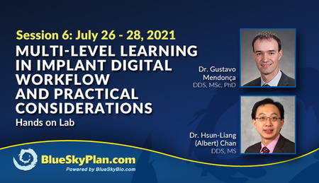 Multi-level Learning in Implant Digital Workflow and Practical Considerations