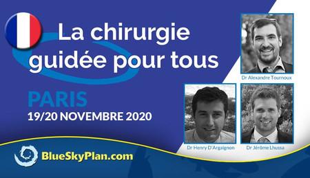 Blue Sky Plan Live Course - La chirurgie guidée pour tous