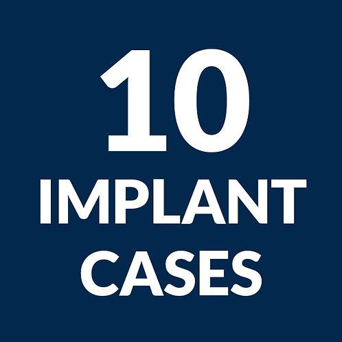 10 Implant Case